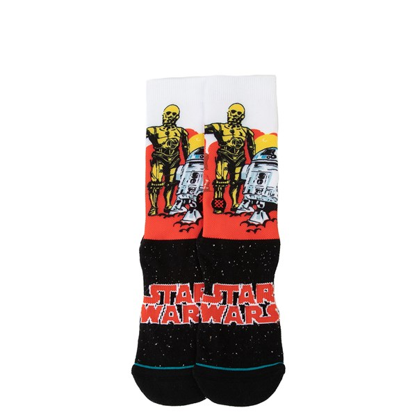 alternate view Mens Stance Star Wars Droids Crew SocksALT2