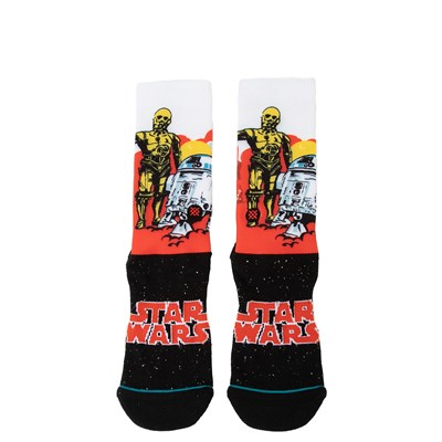 Main view of Mens Stance Star Wars Droids Crew Socks
