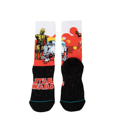 Alternate view of Mens Stance Star Wars Droids Crew Socks
