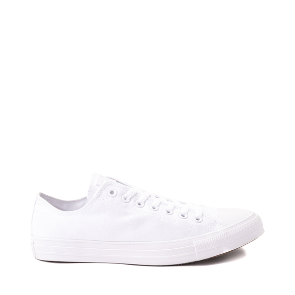 Default view of Converse Chuck Taylor All Star Lo Monochrome Sneaker - White