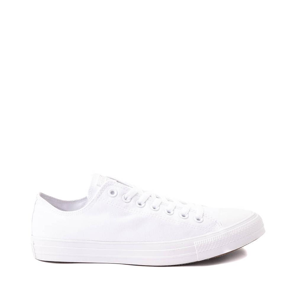 Converse Chuck Taylor All Star Lo Monochrome Sneaker - White