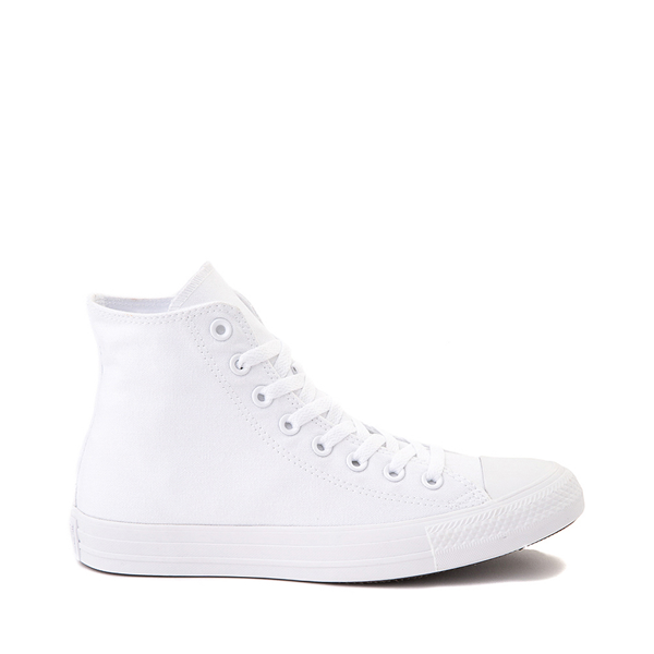 Default view of Converse Chuck Taylor All Star Hi Monochrome Sneaker - White
