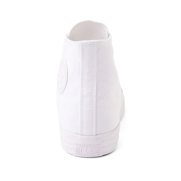 alternate view Converse Chuck Taylor All Star Hi Sneaker - White MonochromeALT4
