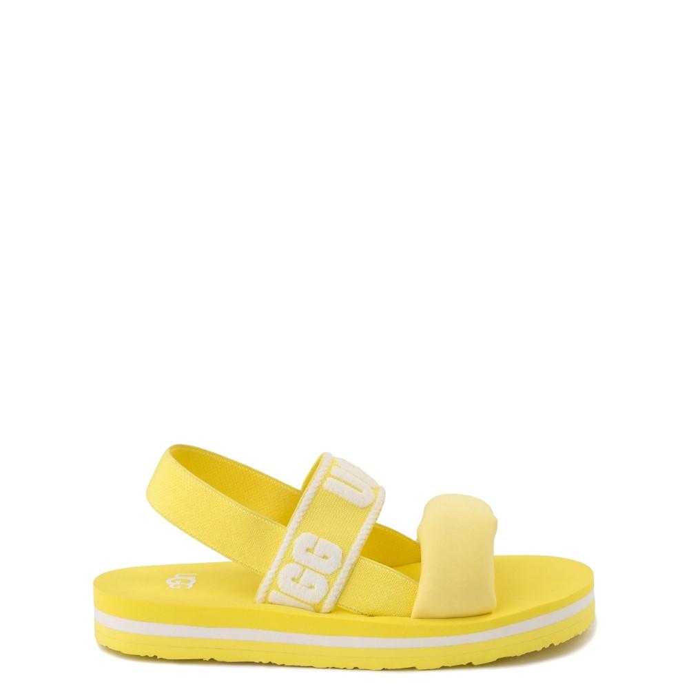 UGG® Zuma Sling Sandal - Little Kid / Big Kid - Lemonade