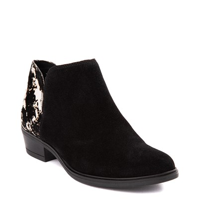 Alternate view of Womens Crevo Leighton Ankle Boot - Black