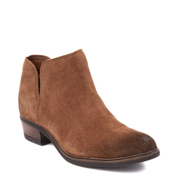 alternate view Womens Crevo Leighton Ankle Boot - ChestnutALT1