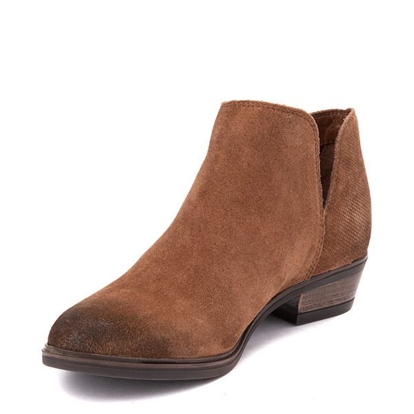 alternate view Womens Crevo Leighton Ankle Boot - ChestnutALT3