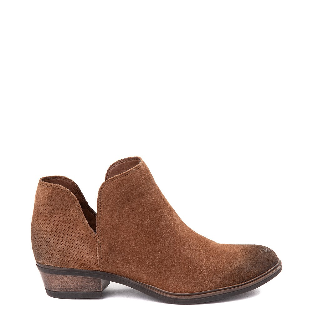 Womens Crevo Leighton Ankle Boot - Chestnut