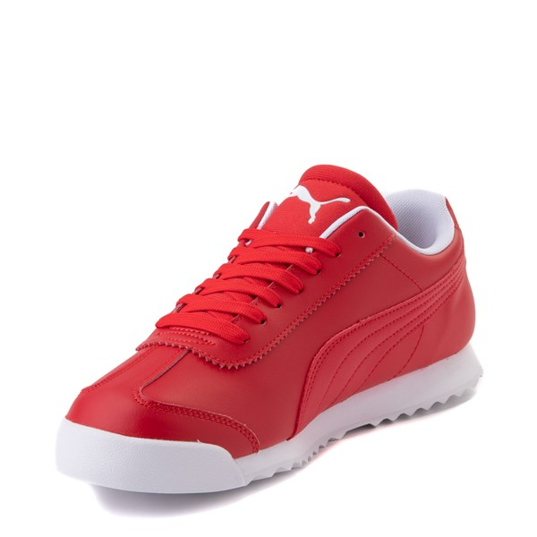 alternate view Mens Puma Scuderia Ferrari Roma Athletic Shoe - RedALT3