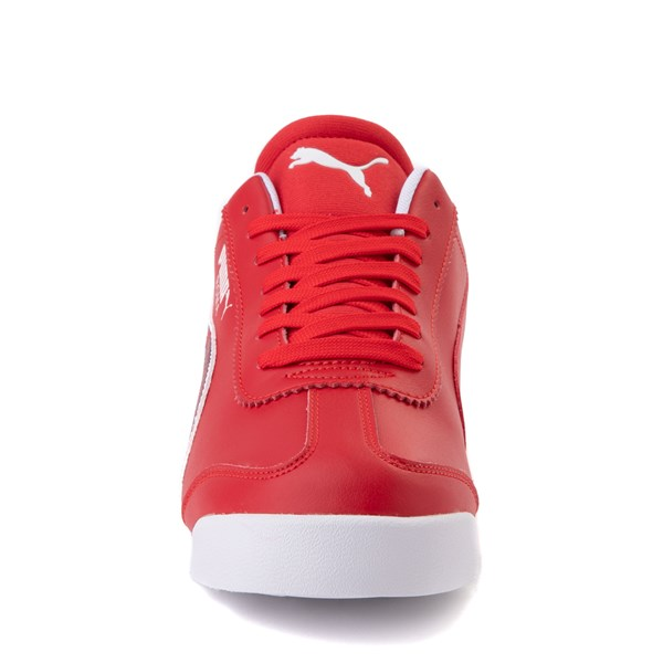 alternate view Mens Puma Scuderia Ferrari Roma Athletic Shoe - RedALT4