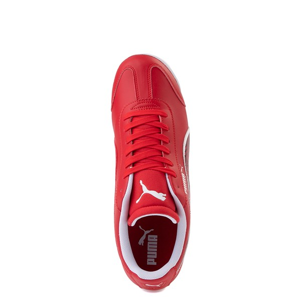 alternate view Mens Puma Scuderia Ferrari Roma Athletic Shoe - RedALT4B