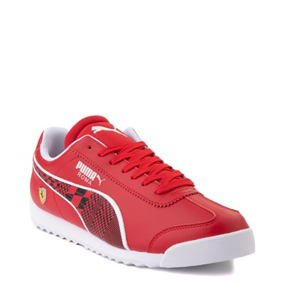 Alternate view of Mens Puma Scuderia Ferrari Roma Athletic Shoe - Red / Black