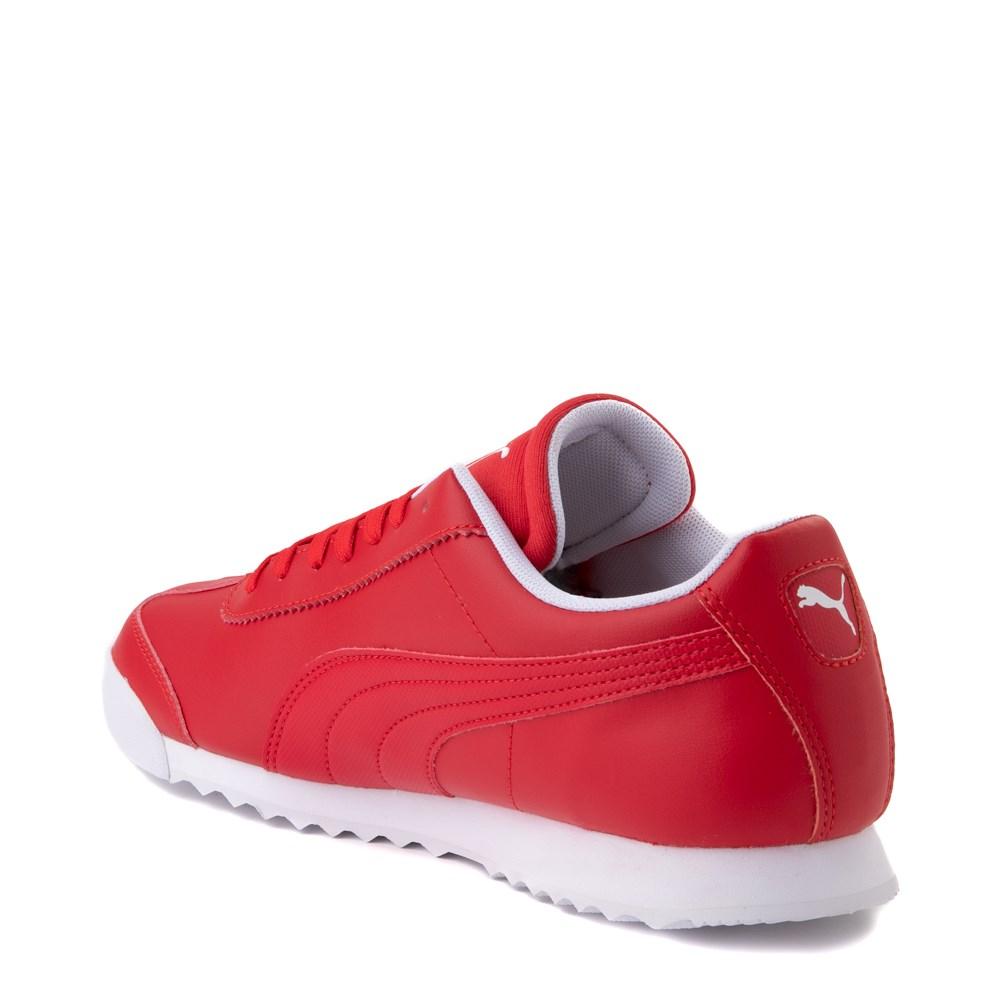 Mens Puma Scuderia Ferrari Roma Athletic Shoe - Red