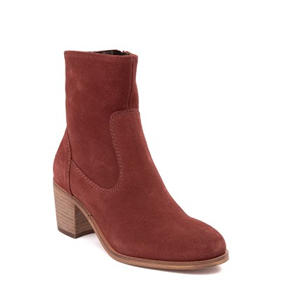 Alternate view of Womens Crevo Jade Ankle Boot - Brick Red