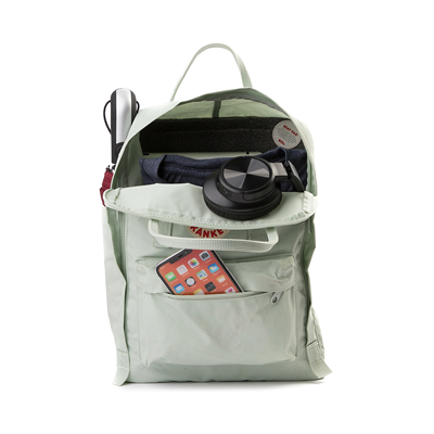 Alternate view of Fjallraven Kanken Backpack - Mint