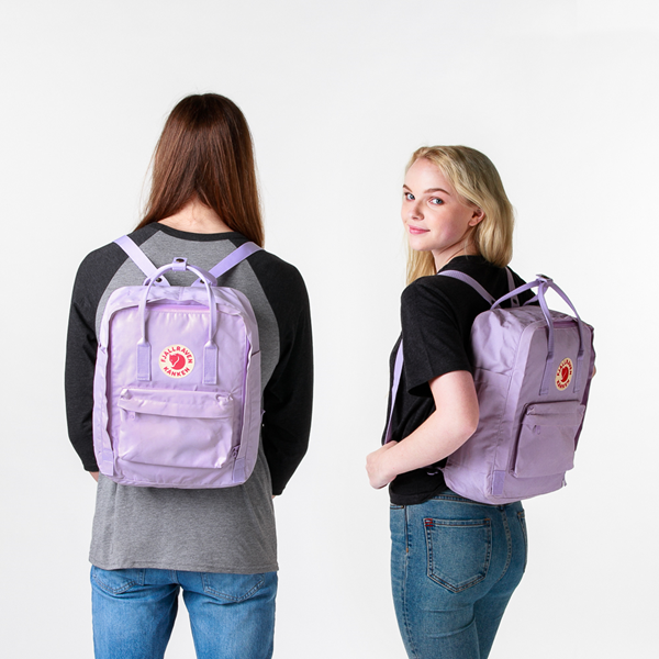 alternate view Fjallraven Kanken Backpack - LavenderALT1BADULT