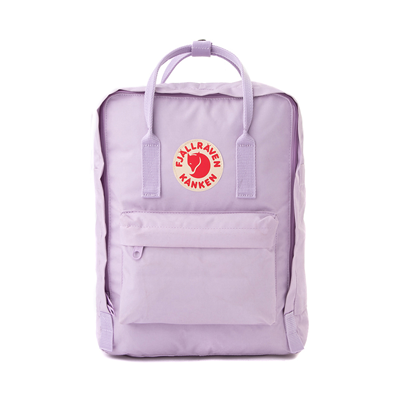 Main view of Fjallraven Kanken Backpack - Lavender