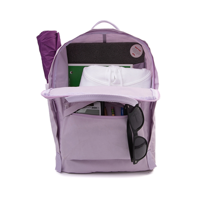 Alternate view of Fjallraven Kanken Backpack - Lavender