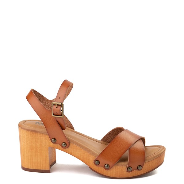 Womens MIA Susan Heel - Natural