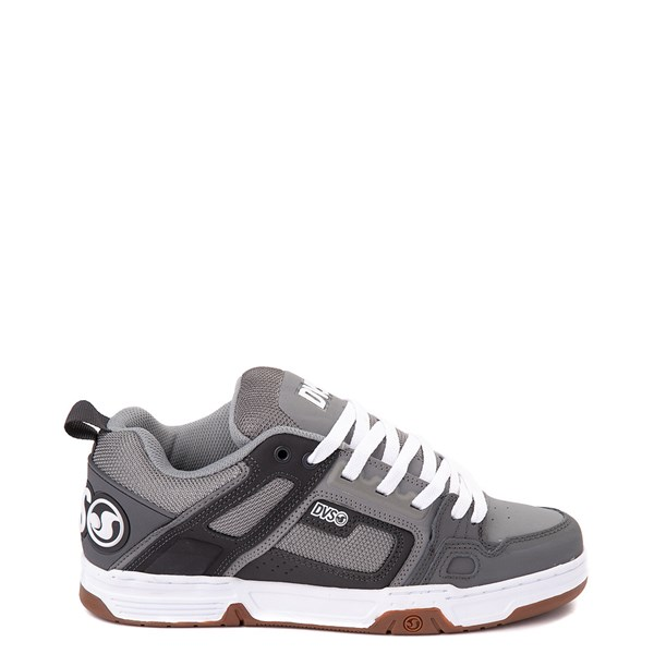 Mens DVS Comanche Skate Shoe - Gray / Charcoal