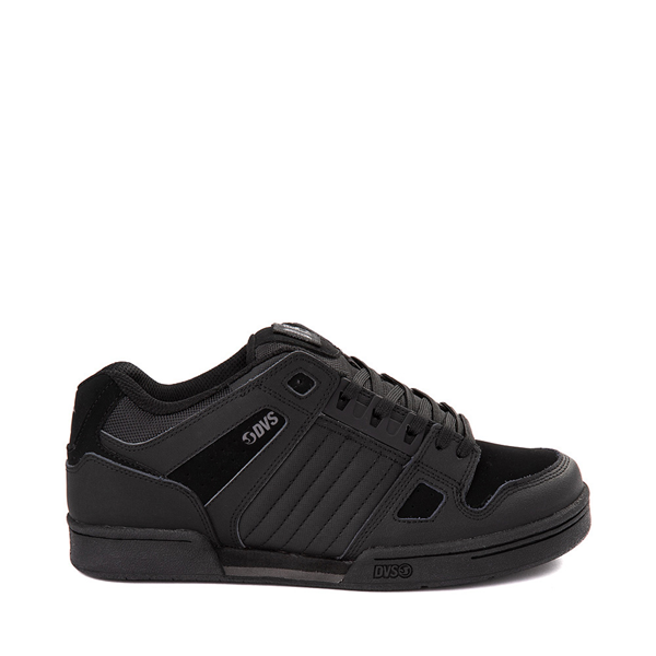 Main view of Mens DVS Celsius Skate Shoe - Black
