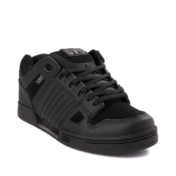 alternate view Mens DVS Celsius Skate Shoe - BlackALT5