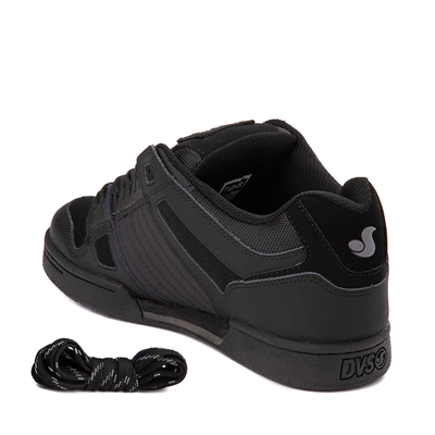 Alternate view of Mens DVS Celsius Skate Shoe - Black