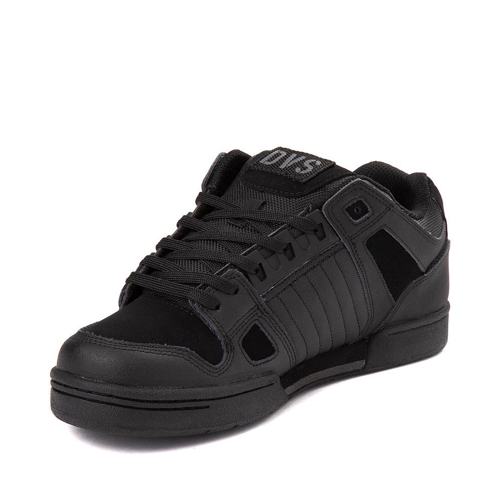 Mens DVS Celsius Skate Shoe - Black