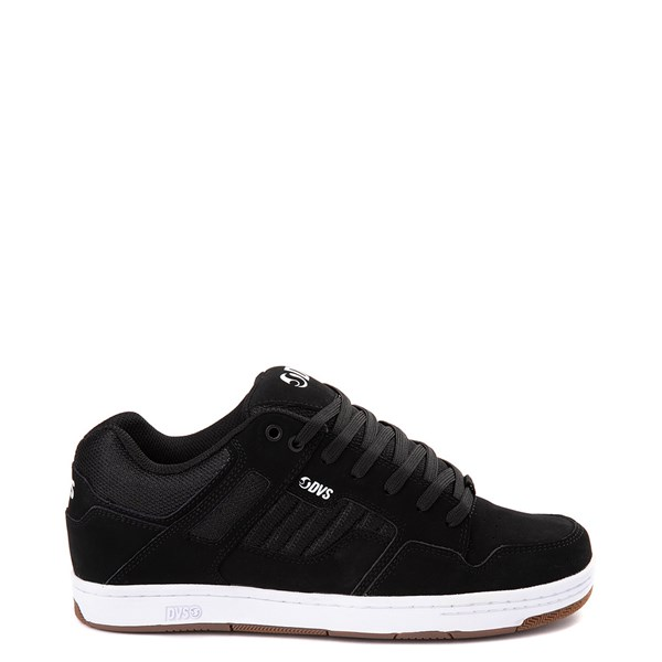 Mens DVS Enduro 125 Skate Shoe - Black / White