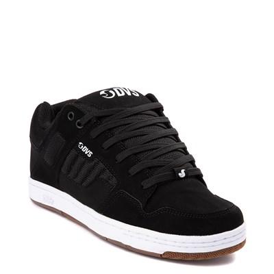Alternate view of Mens DVS Enduro 125 Skate Shoe - Black / White