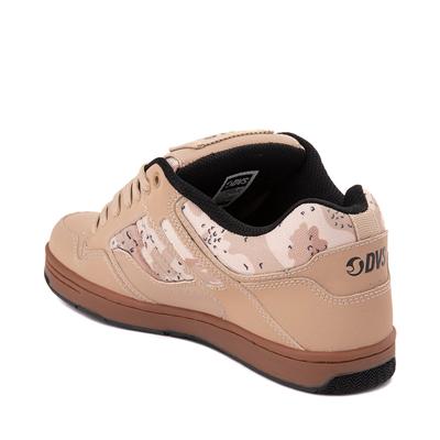 Alternate view of Mens DVS Enduro 125 Skate Shoe - Tan / Camo