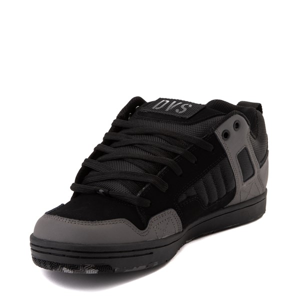 alternate view Mens DVS Enduro 125 Skate Shoe - Black / Charcoal / CamoALT2