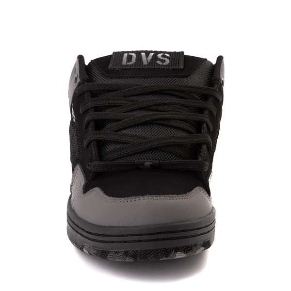 alternate view Mens DVS Enduro 125 Skate Shoe - Black / Charcoal / CamoALT4
