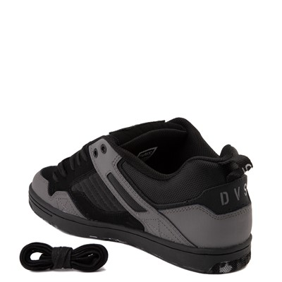 Alternate view of Mens DVS Enduro 125 Skate Shoe - Black / Charcoal / Camo
