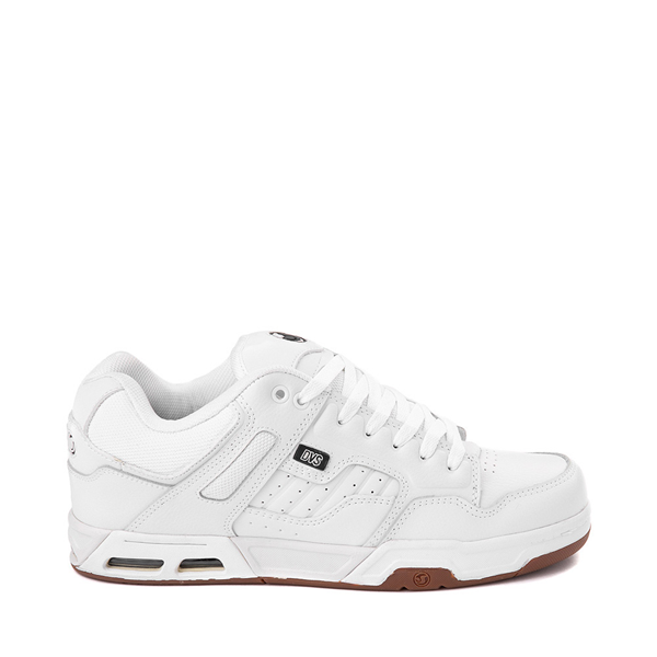 Main view of Mens DVS Enduro Heir Skate Shoe - White