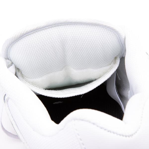 alternate view Mens DVS Enduro Heir Skate Shoe - WhiteALT2B