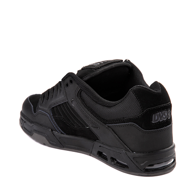 Alternate view of Mens DVS Enduro Heir Skate Shoe - Black
