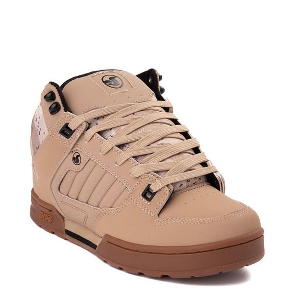 alternate view Mens DVS Militia Boot Skate ShoeALT1