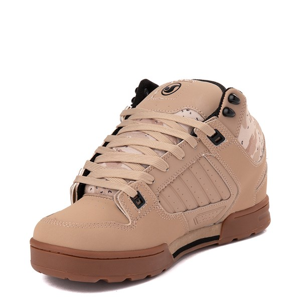 alternate view Mens DVS Militia Boot Skate ShoeALT3