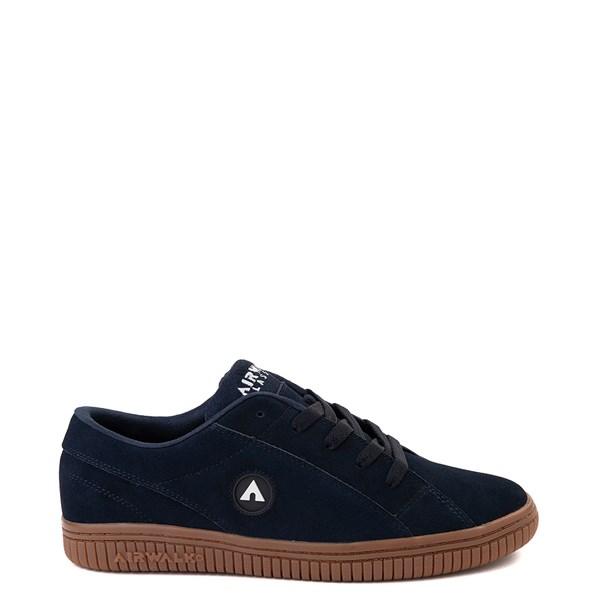 Mens Airwalk The One Skate Shoe - Navy / Gum