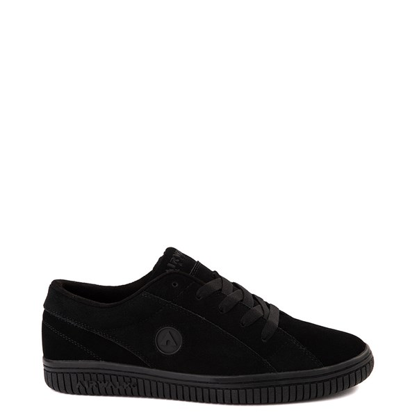 Default view of Mens Airwalk The One Skate Shoe - Black Monochrome