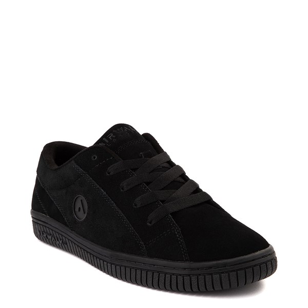 Alternate view of Mens Airwalk The One Skate Shoe - Black Monochrome