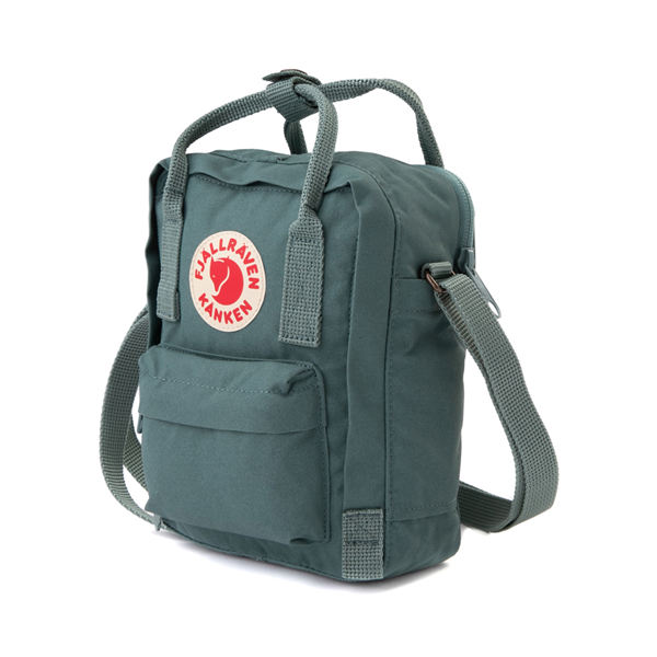 alternate view Fjallraven Kanken Sling Pack - Frost GreenALT1