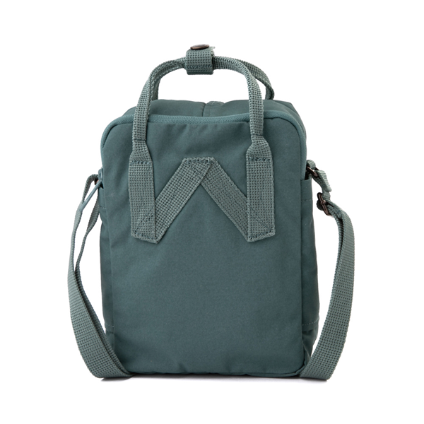 alternate view Fjallraven Kanken Sling Pack - Frost GreenALT2