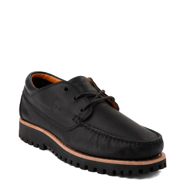 alternate view Mens Timberland Jackson's Landing Casual Shoe - BlackALT1