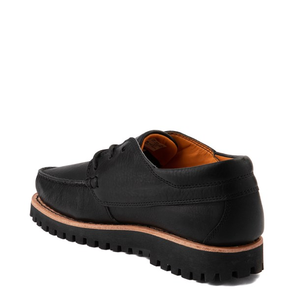 alternate view Mens Timberland Jackson's Landing Casual Shoe - BlackALT2