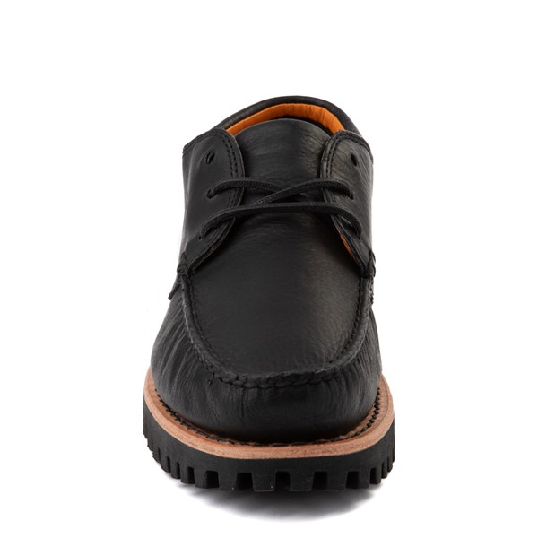 alternate view Mens Timberland Jackson's Landing Casual Shoe - BlackALT4