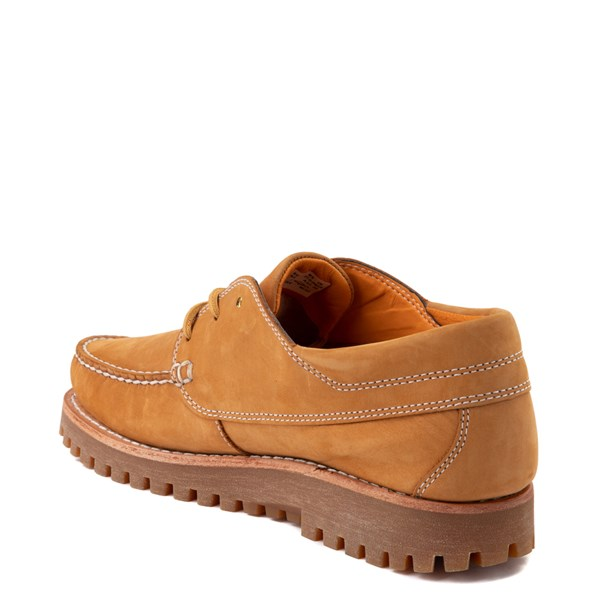 alternate view Mens Timberland Jackson's Landing Casual Shoe - WheatALT2