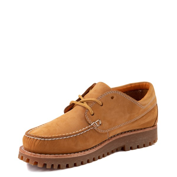 alternate view Mens Timberland Jackson's Landing Casual Shoe - WheatALT3