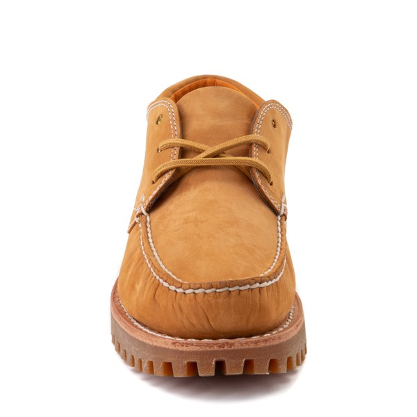 alternate view Mens Timberland Jackson's Landing Casual Shoe - WheatALT4